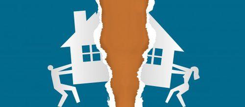Divorce: que devient le crédit immobilier du couple?
