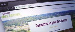 Un nouveau site internet pour connaître le prix des forêts, des vignes et des terres agricoles